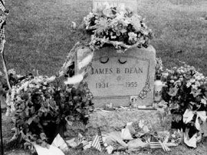 Celebrity burial sites famous graves