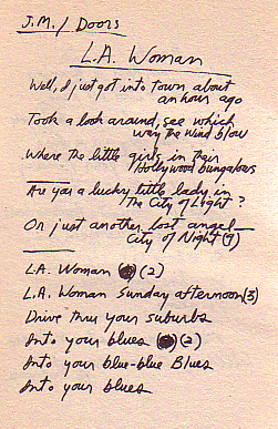 L.A. Woman (song) - Wikipedia